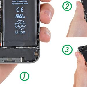 Thay Pin iPhone 5 Chính Hãng Giá Rẻ