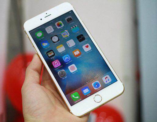 iPhone 6s Plus Trả Góp Giá Rẻ Đà Nẵng