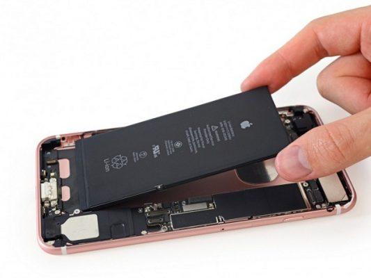 Thay Pin iPhone 7 Plus Đà Nẵng Chính Hãng